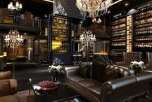 Bar and lounge..