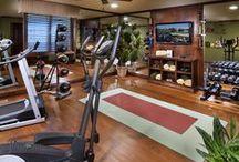 Home gym, pool, etc....