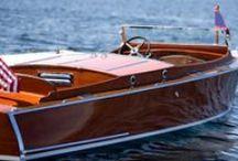 Boats...