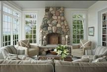 Cottage & cabin design ideas...