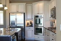 heart of the home / Kitchen ideas