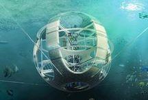 Architecture - Navy