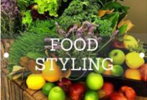 FOOD STATIONS / Decorit Events style food stations and juice bars displaying floral, food, and drinks for events, social occasions and weddings