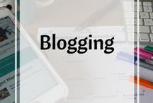 Blogging / Blog posts and other inspirational blogging and business information