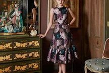 FASHION - Patterns and Dresses
