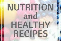 Nutrition and Healthy Recipes Group Board / Pin any nutritional, health, wellness or weight management (diet) tips and healthy recipes. No Spam. To join 1) Follow Lucy's Nutritional Bites 2) Send a message through notifications 3) Repin from this board for every pin you add.