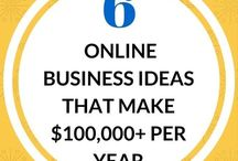Making money online / Guides to help create an income stream from the comfort of home.