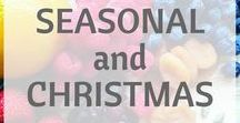 Christmas / All things festive - Christmas and seasonal #christmas