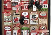 Craft: Christmas Craft / A board dedicated to the most popular time to get crafting. Lots of Christmas craft ideas to get inspired to create your own handmade gifts ( or treats for yourself!) from Advent Calendars to Jars filled with home made treats.