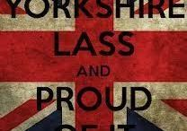 A Yorkshire Lass: Yorkshire / This is my birthplace & the roots of my family. I plan to return to discover more of my heritage & see more of a beautiful part of England.