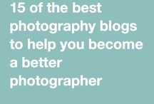 Photography: Websites & Blogs / How to create a photography blog and some of the great photography websites to browse.