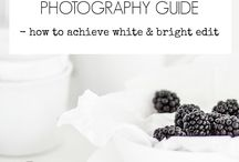 Photography: Image Editing / Hints & tips for post production of images.