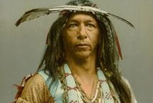 Americas native people etc / by Carola