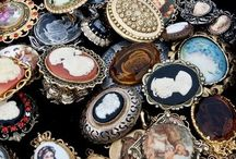 Jewellery / Any jewellery, probably mostly old fashioned broaches, that I like.
