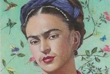 Frida Kahlo / by Carola