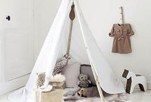 Teepees and playhouses