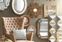 Mirror Mirror on the Wall / Style meets functionality with a Good's mirror.