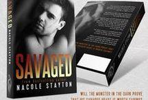 Savaged / Novel coming 9-12-14 / by Nacole Stayton