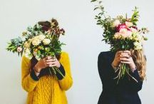 ♦ f l o r a l ♦ / flowers blume deco dekoration table flowers
