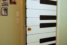 Música. / Crear instrumentos musicales