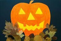 Halloween Unterrichtsideen / Am 31. Oktober 2014 ist es wieder soweit: Menschen auf der ganzen Welt feiern Halloween, die Feier des Vorabends vom Allerheiligenfest in der Nacht zum 1. November. Bekannt ist das Fest vor allem in den USA und in Irland, wo viele Bräuche rund um die Nacht der Hexen, Vampire und Gespenster entstanden sind.   Wir haben für euch Anregungen, Aktivitäten und andere Ideen rund um Halloween zusammengesucht, die Kinder im Unterricht und auf Halloween Party lieben werden!