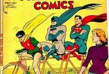 HQ's Comics