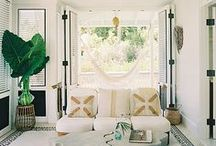 Home Inspiration / Be inspired by hot trends in home design.