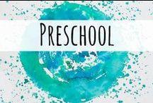 Preschool / Resources for homeschooling preschoolers.