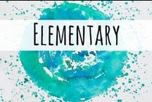 Elementary / Resources for homeschooling elementary school.