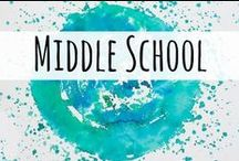 Middle School / Resources for homeschooling middle schoolers.