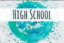High School / Resources for homeschooling high school.