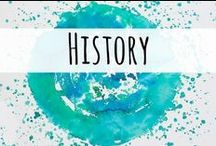 History / History resources for the homeschool mom.