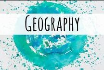Geography / Geography resources for the homeschool mom.