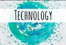 Technology / Technology resources for the homeschool mom.