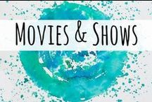 Movies & Shows / Movies and shows for homeschool families.