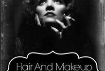 1930 hair & make-up