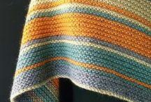 Multicolor scarves & shawls