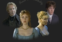 Jane Austen / I love Jane Austen's books and the movies made after them