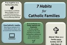 CF Catholic Family and Marriage / Join us! Come and be part of our all-Catholic Social Network. We interact on all things Catholic but also all things related to our everyday lives, our problems, our needs.  You can even ask a priest for help! http://awestruck.tv/junction/ / by CatholicFeast