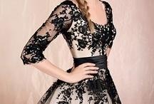 Love skirts&dresses / Nothing epitomizes femininity like a beautiful skirt or dress / by ldazumah