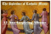 CF Catholic Musicians /  A place to share the treasure of Catholic music and musicians.  Please pin with discernment.