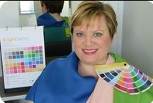 Colour analysis palettes and information / by Marjorie Sargent