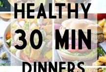 Recipes for Healthy Eating / Healthy meals