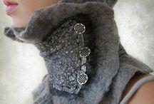 scarf & colar