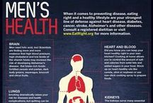 Men's Health / All things related to staying healthy, tips and information just for men.