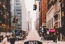 New York ! / I really want to go to NY!!! *0*