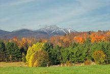 Vermont Northeast Kingdom / Vermont Northeast Kingdom from Newport to Jay Peak to Peacham and St Johnsbury