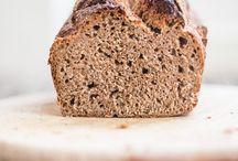 eat: breads & loaves / A balanced dose of chewy, crispy, carb-y goodness. From a daily loaf of soda bread to very special sourdoughs.