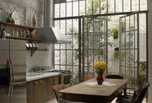 Wonderful houses / rooms