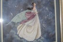 Mirabilia Designs / Mirabilia cross stitch designs I would love to embroidery some day